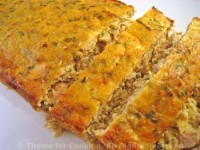 Dat's Nice Wild Salmon Loaf