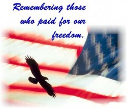 A Memorial Day Dat's Special